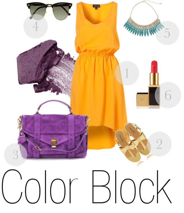 color block