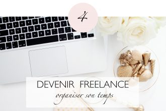 Devenir freelance # organiser son temps 1