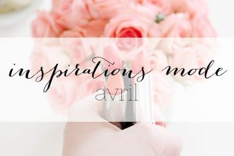 inspirations mode #avril 1